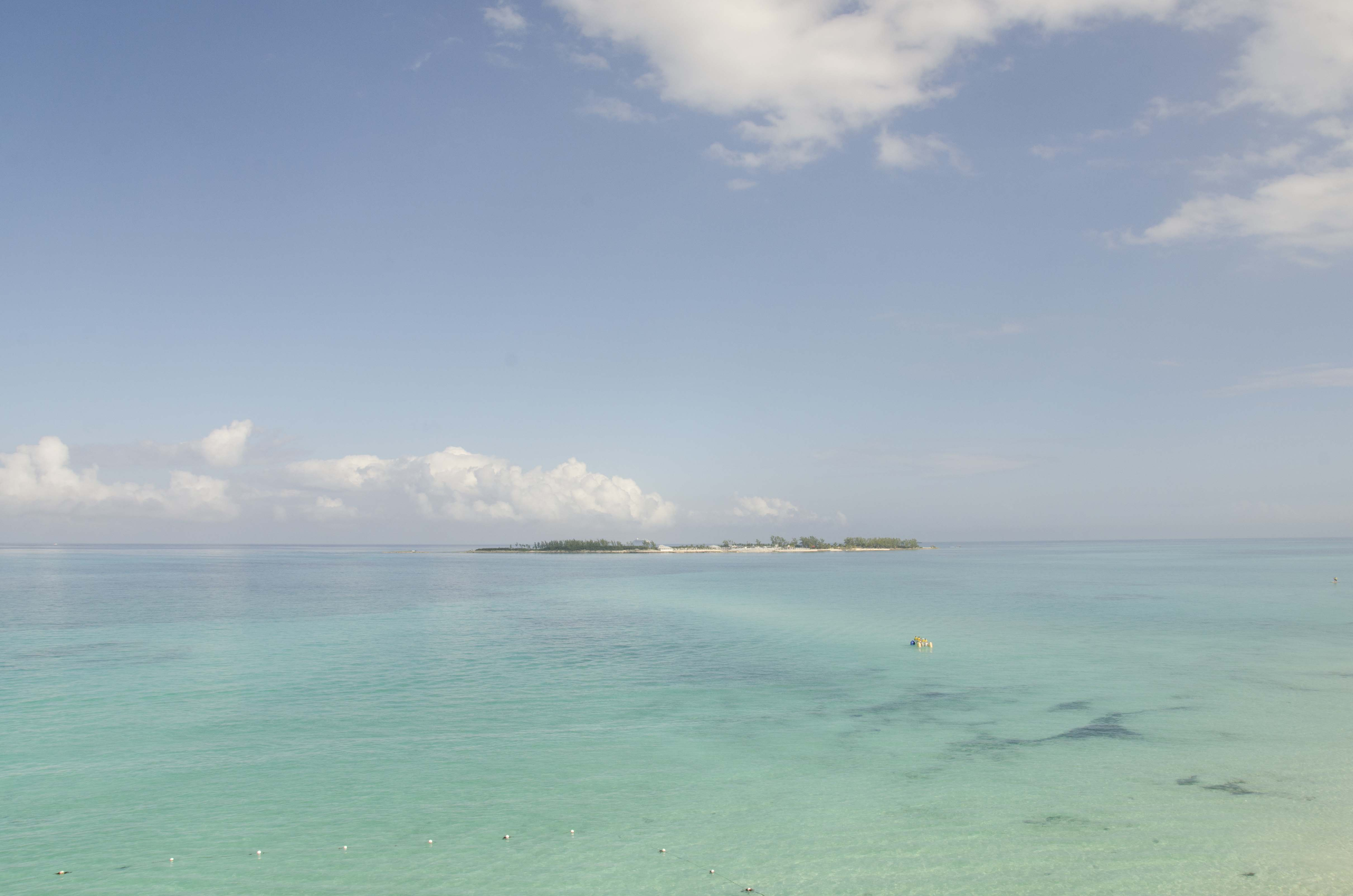 Barnetts' ocean view